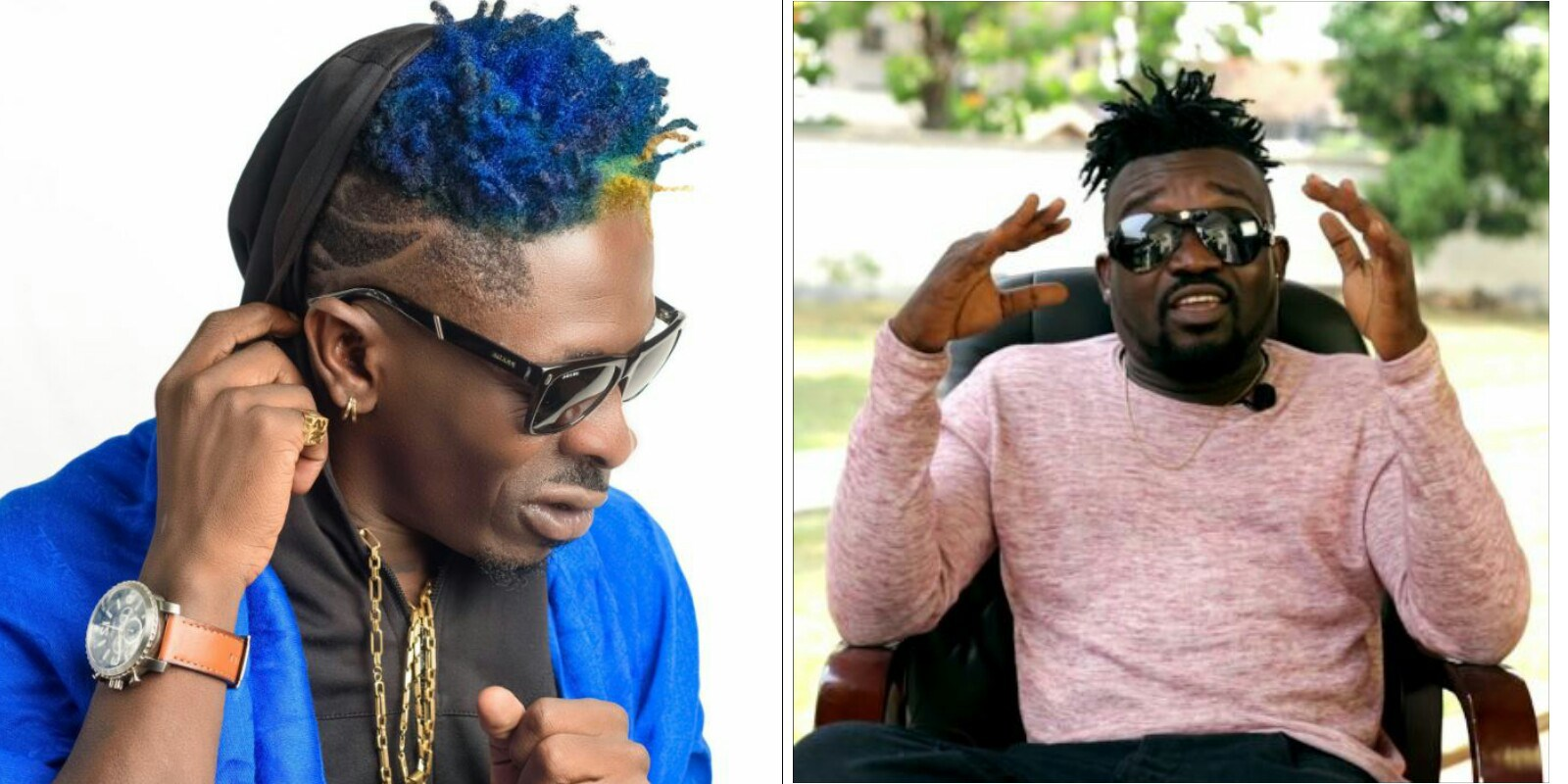 Shatta Wale really needs our prayers - Bullet