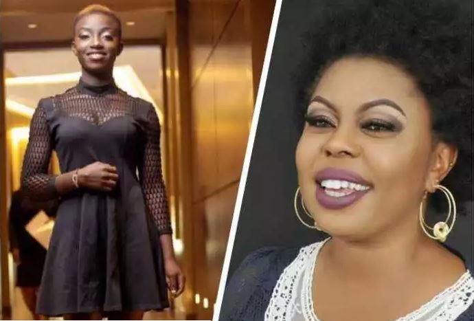 I will not give Rashida Black Beauty money - Afia Schwarzenegger