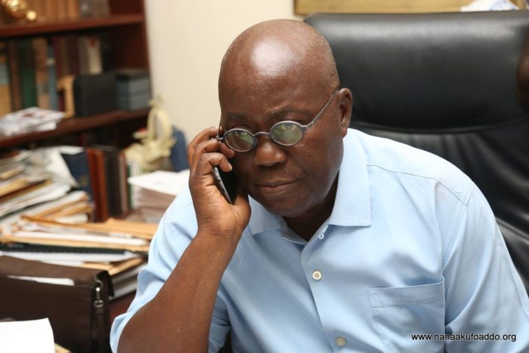 President Akufo-Addo to speak on US military pact tonight
