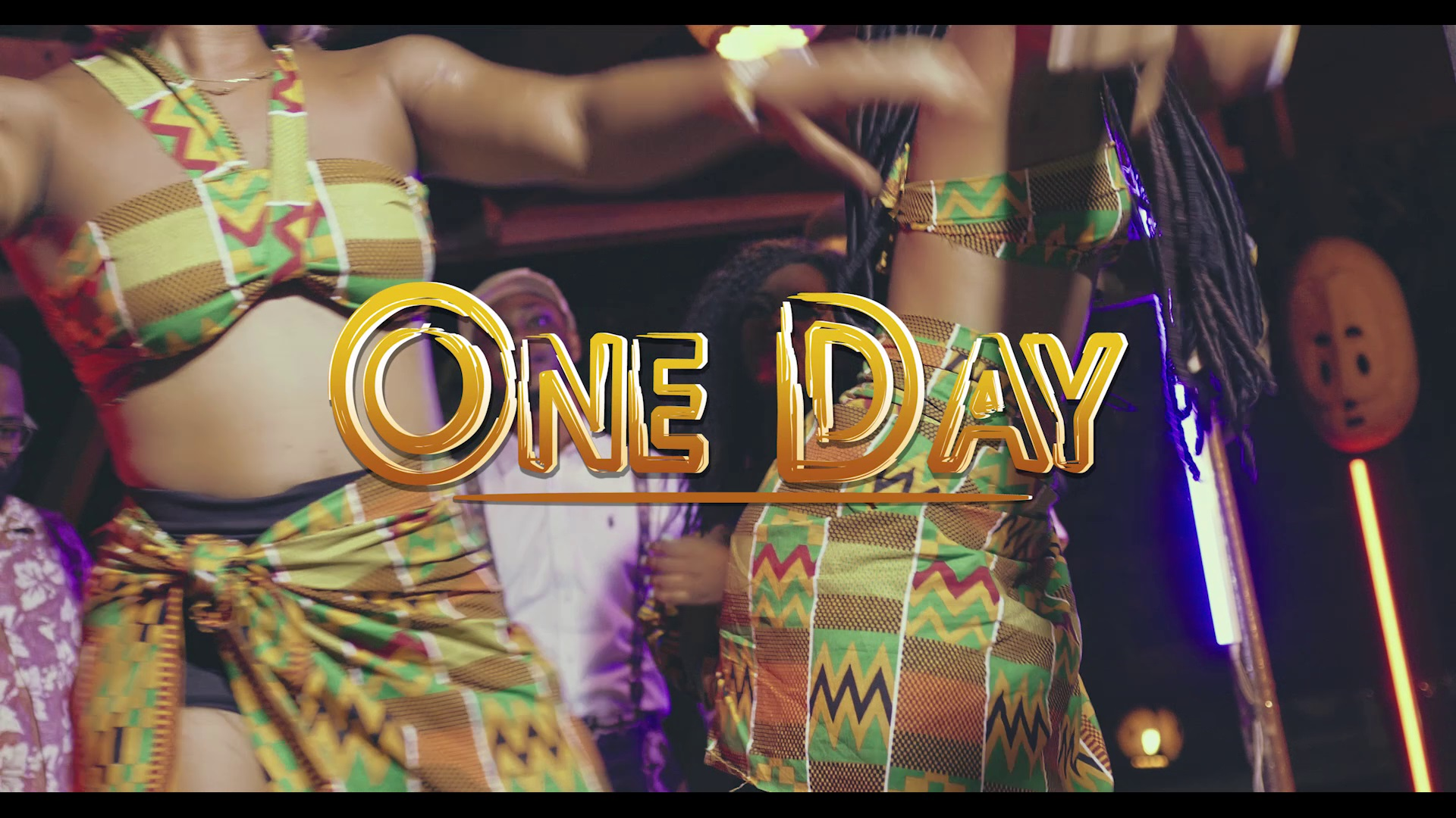 Download Vessel Frank Ft Quata Budukusu - One Day (Official Video)