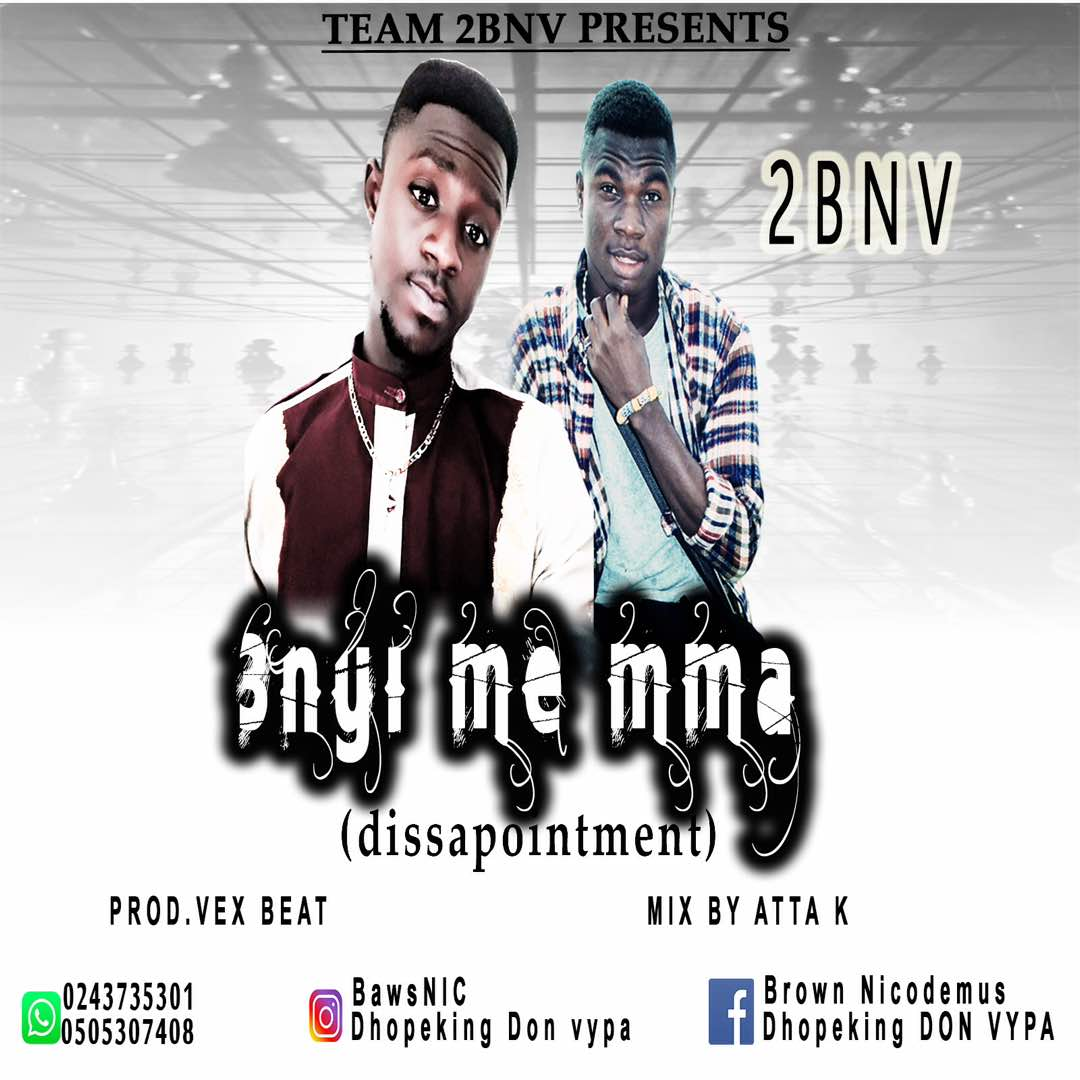 Download 2BNV - Enyi Me Mma (Prod Vex Beat) (Mixed by Attah Kay)