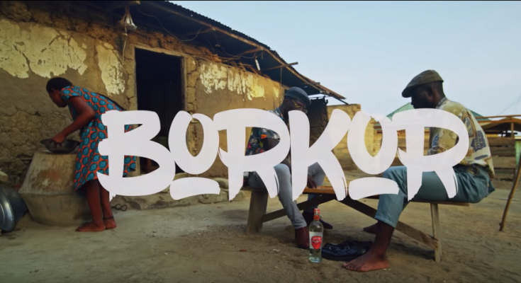 Download Music + Video: Kuami Eugene – Borkor
