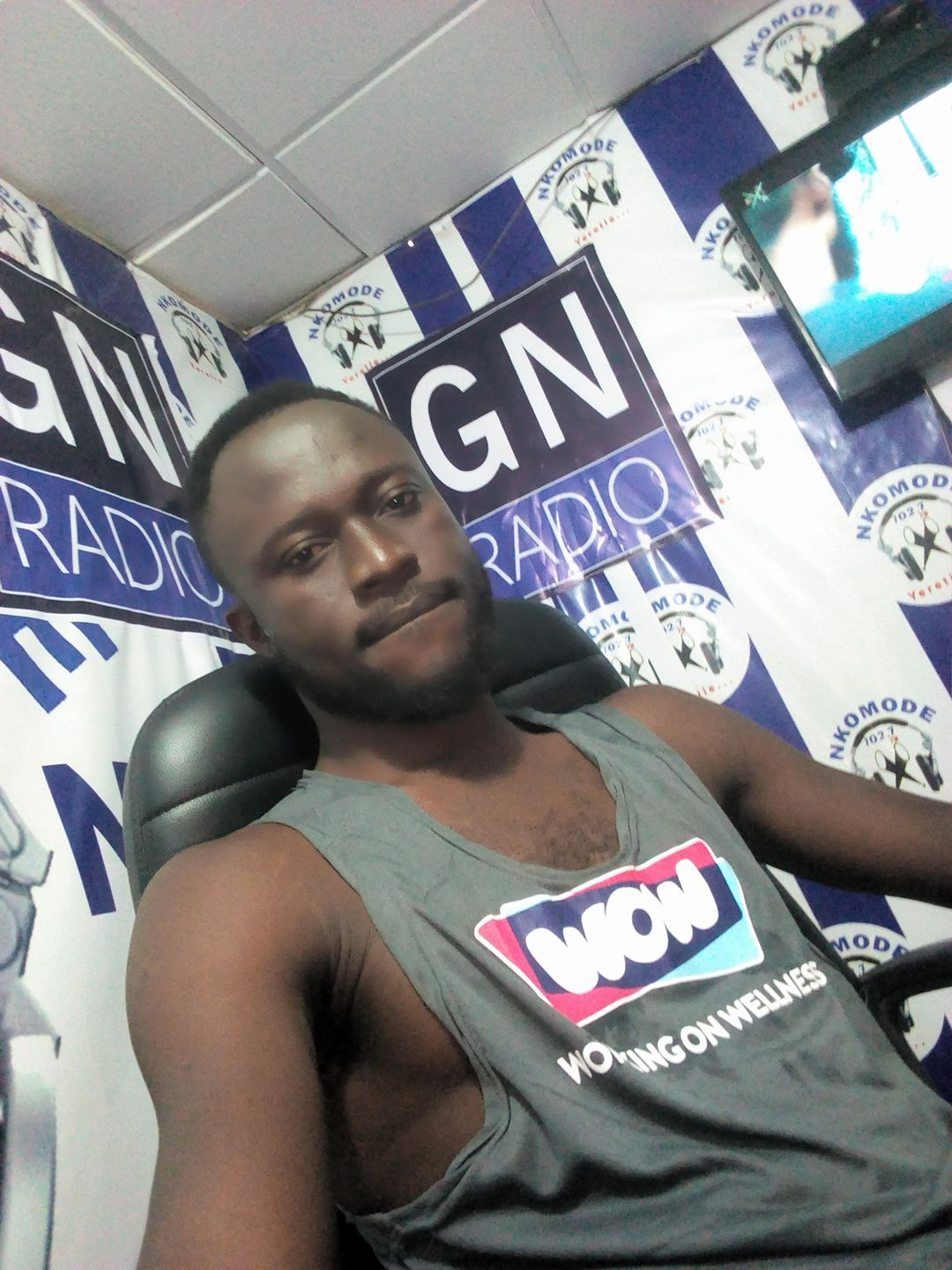 B/A Musiga Chairman Is A Fraudster. Stay Away From Him - J Black
