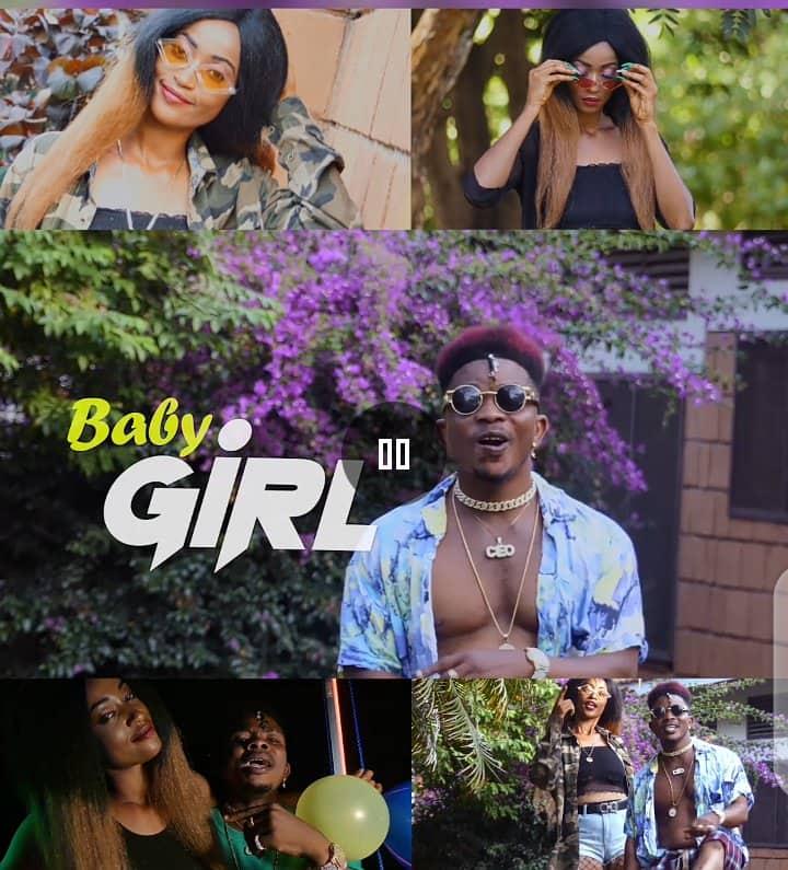 B Fresh Drops Visuals of Baby Girl