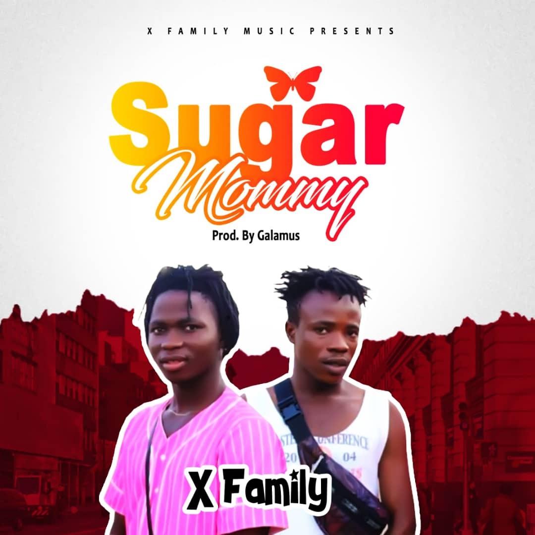 X Family - Sugar Mommy