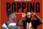 Download Music: V Bone Rap Ft Infinity - Popping (Prod Sparrow)