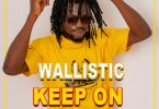 Download Music: Wallistic - Keep On (Grown Up Riddim)(Mixed By IWAN)